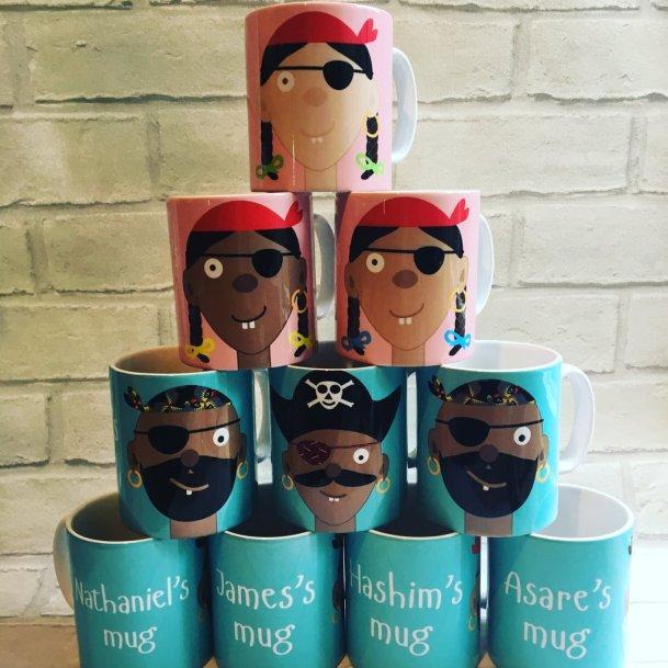 Wiity Ditty mugs
