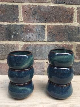Blue moon sake cups 2