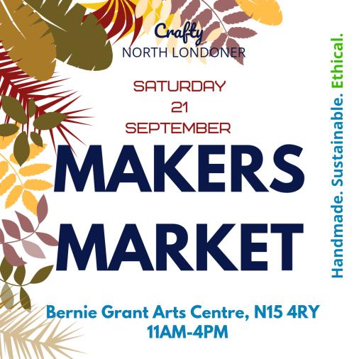 September Makers Market Instagram